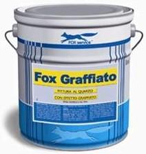FOX GRAFFIATO GRANA MEDIA 14LT/25KG
