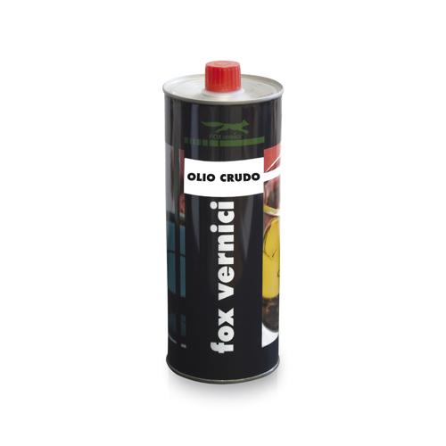 Olio di lino crudo colorificio fox vernici for Olio di lino crudo
