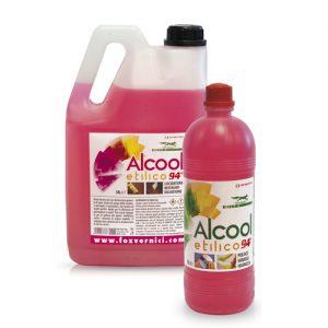 ALCOOL ETILICO 90° - 94° - 99°