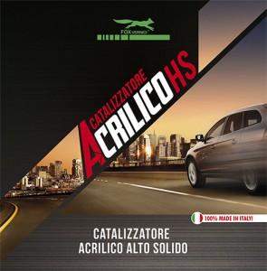 Catalizzatore Acrilico HS Alto Solido