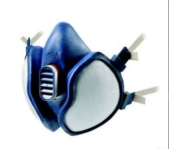 Maschera 3M 4251 Polveri e Vapori Organici